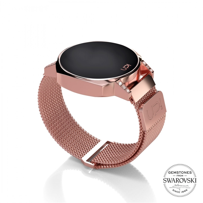 Upwatch Next Mini 32 mm Rose Gold Swaroski Kadın Kol Saati