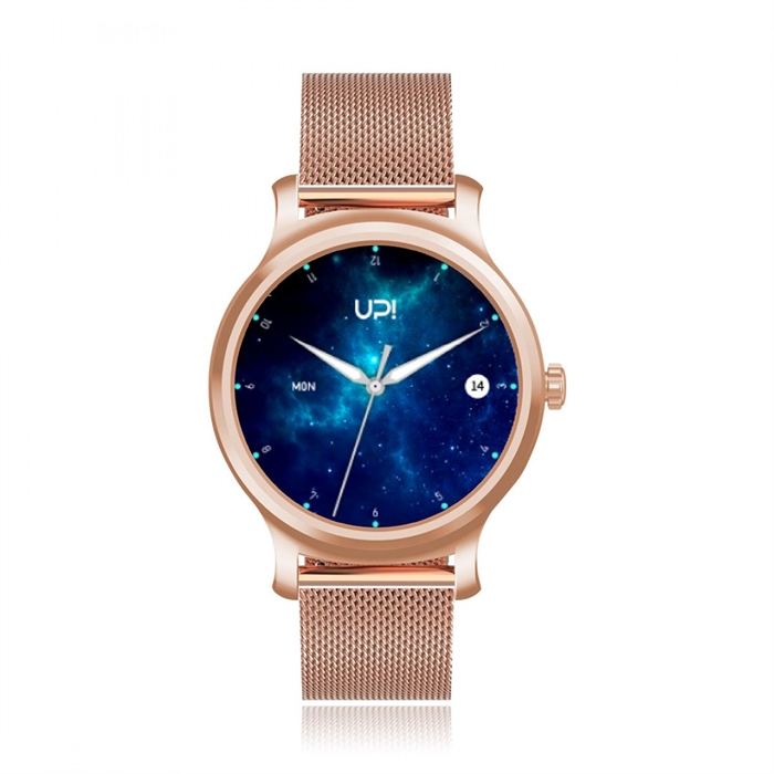 Upwatch Upsmart Connect Rose Gold Steel Unisex Akıllı Kol Saati